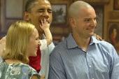 Obama's baby surprise
