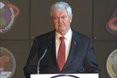 Gingrich promises the moon