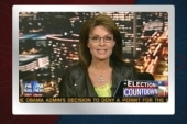 Palin to GOP candidates: 'Thank you for...