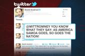 Romney courts American Samoa