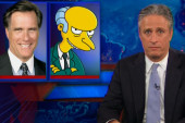 Leaked Romney tapes provide wealth of comedy
