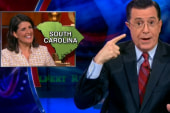 Sideshow: Colbert for Senate? S.C. gov....