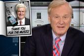 Sideshow: Newt Gingrich's 'Dancing Queen'...