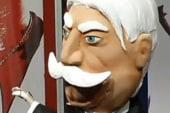 Sideshow: Taft joins the race!