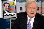 Sideshow: Cruz disses war veterans Hagel,...