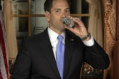 Sideshow: Drink up, Marco Rubio