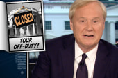 Sideshow: White House tours hit by...