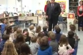 Sideshow: Christie to kindergartener: 'Do...