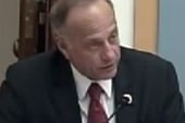 The tortured logic of Iowa Rep. Steve King