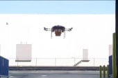 Amazon's drone delivery system