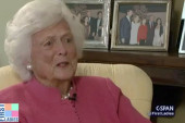 Barbara Bush doesn't want Jeb to run