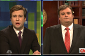 SNL parodies Christie scandal