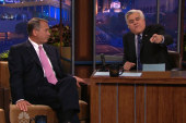 John Boehner visits 'The Tonight Show'