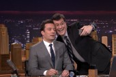 New 'Tonight Show' takes off with Fallon