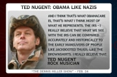 Ted Nugent continues anti-Obama rants