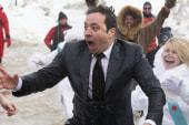 Jimmy Fallon's 'Polar Plunge'