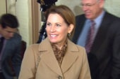 Bachmann rails against funding women's museum