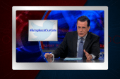 Colbert takes on #BringBackOurGirls outrage