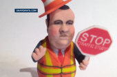 'Bridgegate' action figures appear in NJ