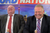 Jimmy Kimmel visits (Rob) Ford Nation