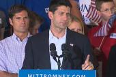 Romney, Ryan debut ticket in Virginia