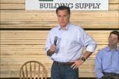 Tepid endorsements for Romney