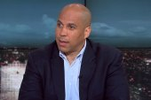 Cory Booker: 'Lots of steps before...