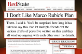 Will Rubio face backlash from the right?