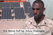 Defense Department goes green