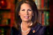 Michele Bachmann announces plan to leave...