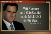 Dissecting Romney's record at Bain Capital