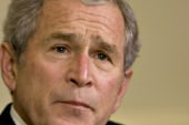 The Bush presidency was just as bad as you...