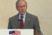 House GOP ignores George W. Bush