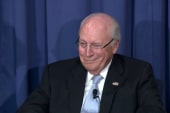 Dick Cheney doubles down