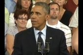 Obama kicks off summer tour focusing on...