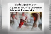 A guide to Thanksgiving table talk