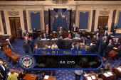 Shutdown ends: Congress votes to reopen govt