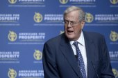 Koch-backed group spends to turn Senate red