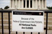 Republicans face reality on shutdown day 1