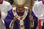 How will Pope Benedict XVI be judged?