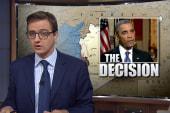 Obama faces big pushback on military...