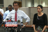 What's important about Anthony Weiner's...