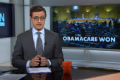 The great Obamacare/Benghazi crossfade