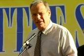 San Diego Mayor Bob Filner's sex scandal...