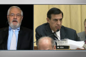 Barney Frank: 'Issa is kind of a thug'