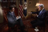 Kerry: Syria strikes 'important to the...
