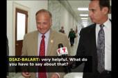 Telemundo's Diaz-Balart confronts Steve King