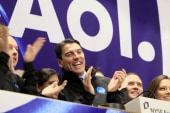 AOL CEO blames cuts on Obamacare