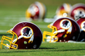 The Redskins lose their trademark