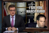 We (still) see you, Marco Rubio